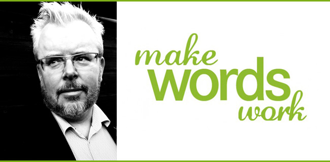 Copywriter Mike Brown at Word Forge